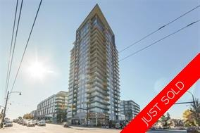 Collingwood VE Condo for sale:  1 bedroom 435 sq.ft. (Listed 2017-11-16)